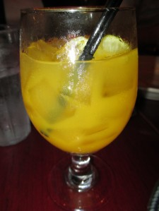 "Highland Kitchen's ""Monsoon"" Cocktail"