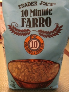Trader Joe's 10-Minute Farro