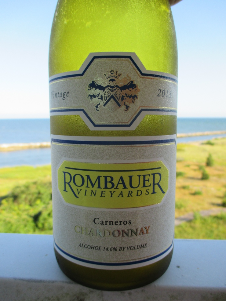 Chardonnay from Rombauer Vineyards