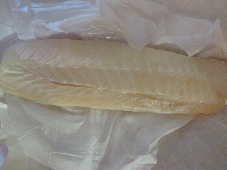 Good, Fresh Cod