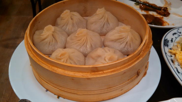 Chinese Pork Buns