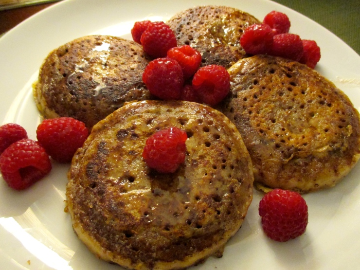 Crumpet French Toast