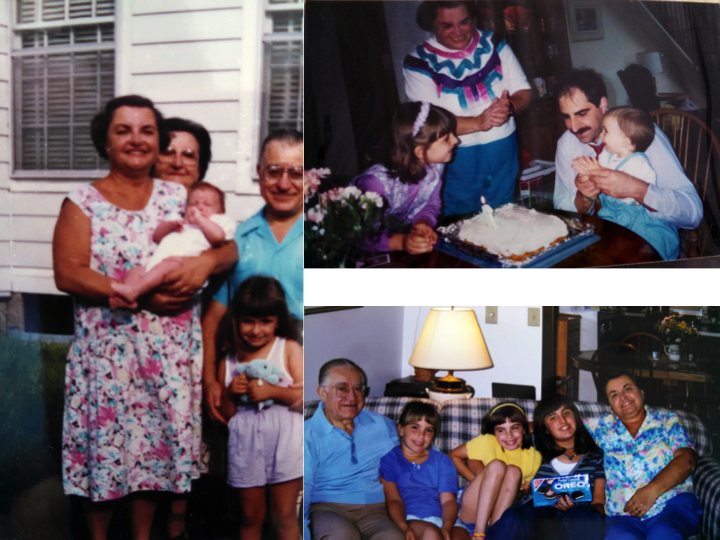 Memories with Nonna